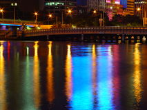 Melbourne australii Obraz Royalty Free