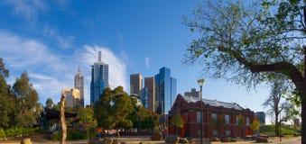 Melbourne australii fotografia royalty free