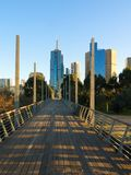 Melbourne australii zdjęcie royalty free