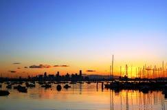 Melbourne, Austrália Fotografia de Stock
