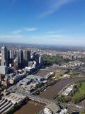 Melbourne CBD foto de stock royalty free