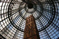 Melbourne centralna station fotografia royalty free
