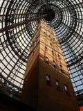 Melbourne centrum Zdjęcie Royalty Free