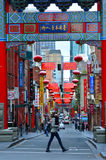 Melbourne Chinatown Stock Images