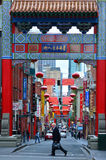 Melbourne Chinatown Stock Photography