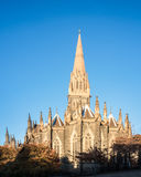 melbourne church Stock Photography