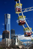 Melbourne City Royalty Free Stock Image