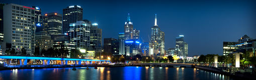 Melbourne Royalty Free Stock Photo