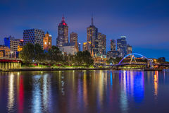 Melbourne. Stock Photography