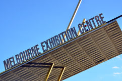 Melbourne Convention and Exhibition Centre Stock Photography