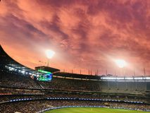 Melbourne Cricket Ground royalty free stock photos