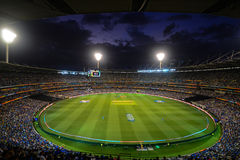 Melbourne cricket ground MCG Stock Image