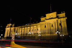 melbourne domowy parlament fotografia stock
