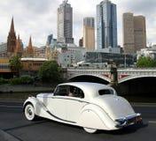 Melbourne downtown Royalty Free Stock Photos