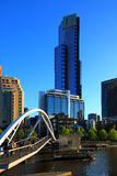 Melbourne - Eureka 89 Tower Stock Images