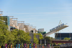 Melbourne Exhibition Center Royalty Free Stock Image