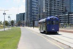 Melbourne-Förderwagen Stockfoto