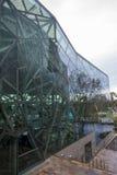 Melbourne federationfyrkant Royaltyfria Bilder