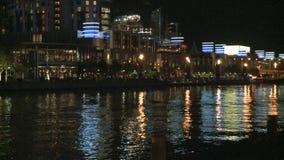Melbourne Fireshow almacen de metraje de vídeo
