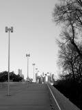 melbourne footbridge zdjęcia royalty free