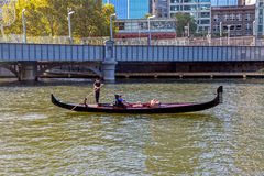 Melbourne gondola ride Stock Images