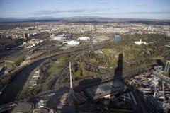 Melbourne jest centrum sztuki Zdjęcie Royalty Free