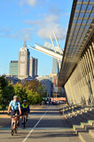 Melbourne konwencja i Powystawowy Centre zdjęcia stock