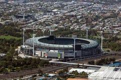 Melbourne krykieta ziemia zdjęcie stock