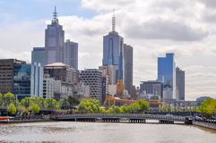 Melbourne Landscape Stock Images