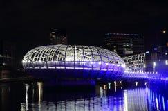 Melbourne modern architecture Australia Stock Photos