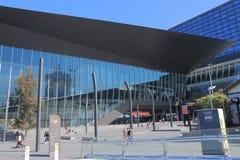 Melbourne modern architecture Australia Royalty Free Stock Image
