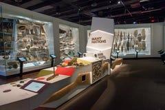 Melbourne-Museum stockbild
