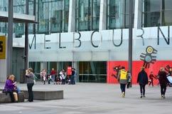 Melbourne muzeum Zdjęcie Royalty Free