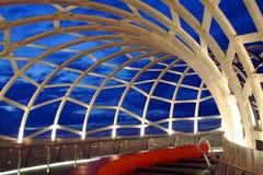Melbourne na most webb Zdjęcie Stock