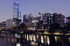 Melbourne - nascer do sol Fotos de Stock