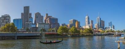 Melbourne panoramic gondola ride Royalty Free Stock Photo