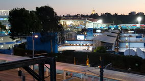 Melbourne-Park Lizenzfreie Stockfotos