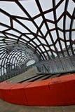 Melbourne, passerelle de Webb Image stock