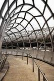 Melbourne, puente de Webb adentro Imágenes de archivo libres de regalías