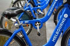 Melbourne roweru część Obrazy Stock