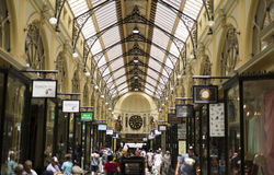 Melbourne Royal Arcade Royalty Free Stock Photos