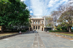 Melbourne School of Design at the University of Melbourne Royalty Free Stock Image