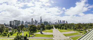 Melbourne Shrine Of Remembrance Royalty Free Stock Photography