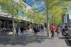 Melbourne Southbank cityscape Australia Stock Photos
