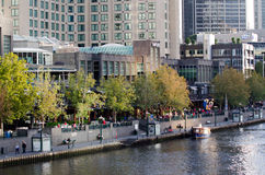 Melbourne Southbank - Victoria Royalty Free Stock Images