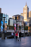Melbourne Southbank - Victoria Stock Photos