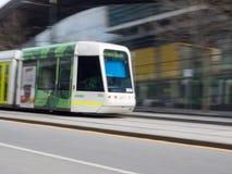 Melbourne spårvagn Royaltyfria Bilder