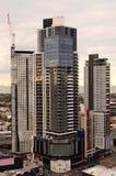 Melbourne stad Scape Fotografering för Bildbyråer
