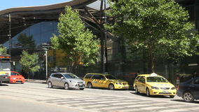 Melbourne Trams 1 stock video