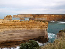 Melbourne Twelve Apostles Royalty Free Stock Images